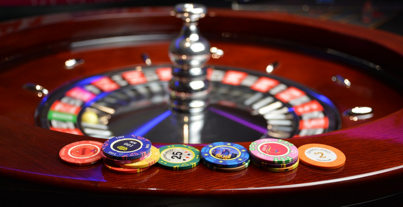 Roulette betting chips